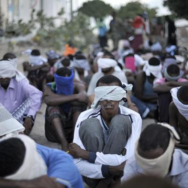 Interview: How Security Forces in Somalia Fail to Protect Children