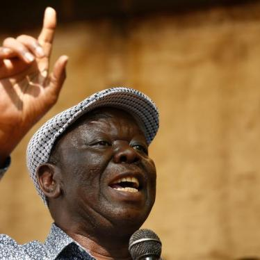 Zimbabwe Opposition Leader Tsvangirai Passes Away