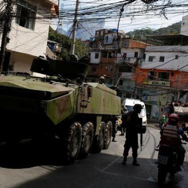 Brasil: Novas Evidências de Possível Participação do Exército na Chacina do Salgueiro