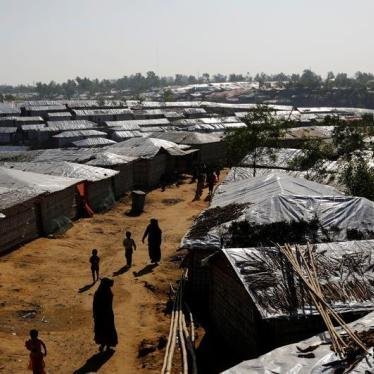 Failing Rohingya Rape Victims in Bangladesh