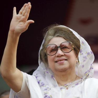 Bangladesh: End Crackdown on Opposition Supporters