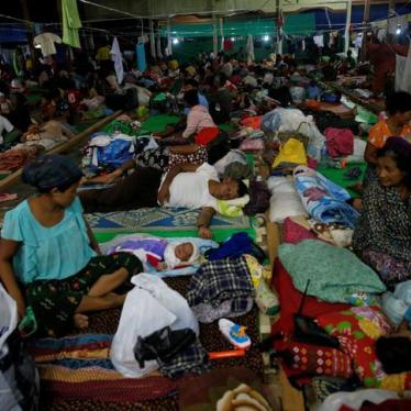 Burma: Ensure Unfettered Aid in Kachin State