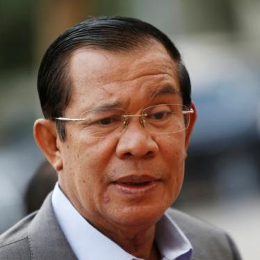 Cambodia: Free Forcibly Returned Critic of Hun Sen