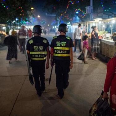 中国:大数据助长对少数民族地区镇压