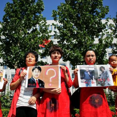 China: Release Human Rights Lawyers