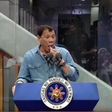Kritik Duterte Terhadap Kondom Bahayakan Penanggulangan HIV di Filipina