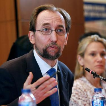 UN Rights Chief Urges Indonesia to End LGBT Discrimination