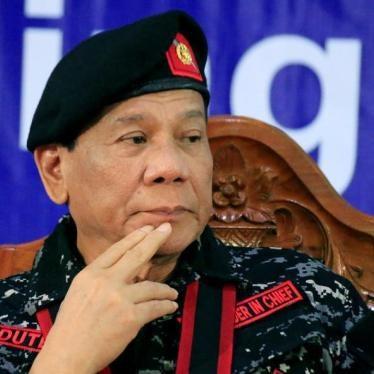 Duterte Plan Against Rebels Ignores Tribal Community Concerns
