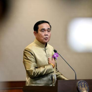 Thailand: Rights Agenda Hollow Without Major Reforms