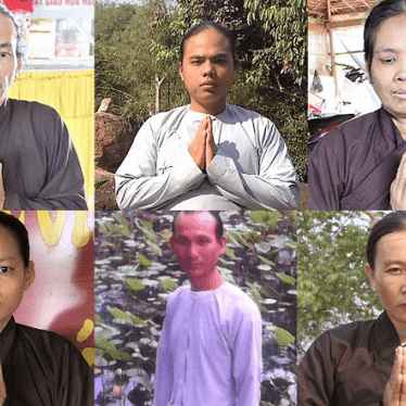 Vietnam: End Repression Against Religious Activists