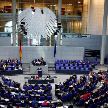 Germany: Parliament Urges More Support for the ICC
