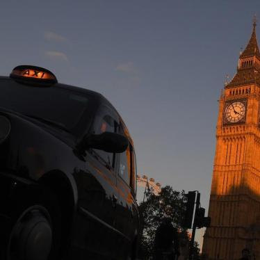 UK's 'Black Cab Rapist' Ruling Shows Importance of Human Rights Act
