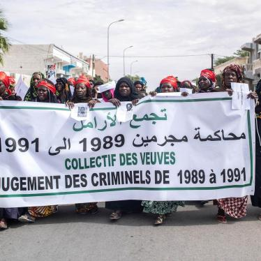 Mauritania: Human Rights Defenders at Risk