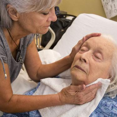 Why Are Nursing Homes Drugging Dementia Patients Without Their Consent?