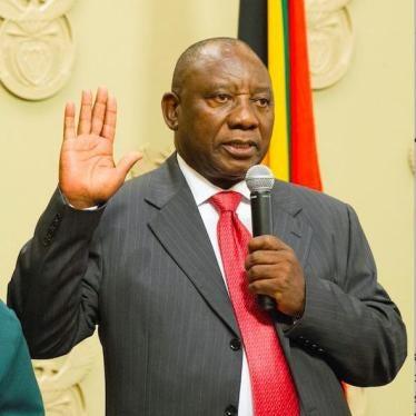 Ramaphosa Should Help Restore SA's Moral High Ground