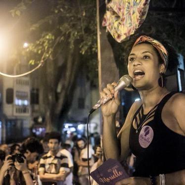 La impunidad propició el homicidio de Marielle Franco