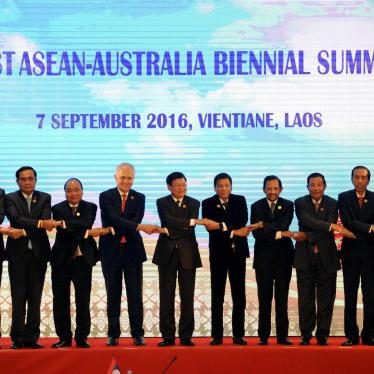 Australia: ASEAN Summit Should Promote Rights