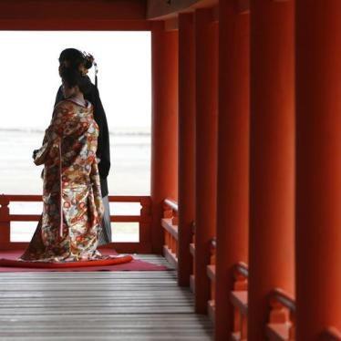 日本迈向终结童婚