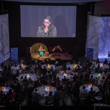 Voices for Justice Annual Dinner at the New World Symphony