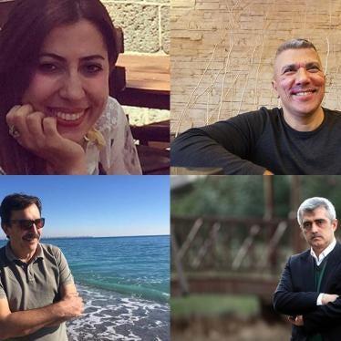 Türkiye: Sosyal Medya Paylaşımlarına Baskı Dalgası
