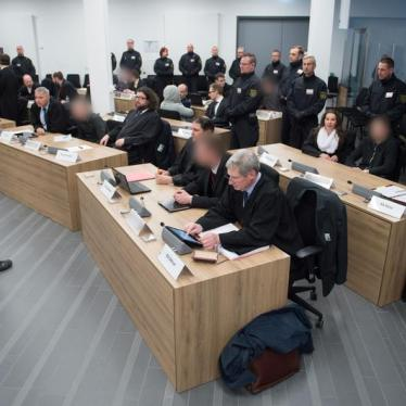 German Judge Takes Stand Against Xenophobic Violence