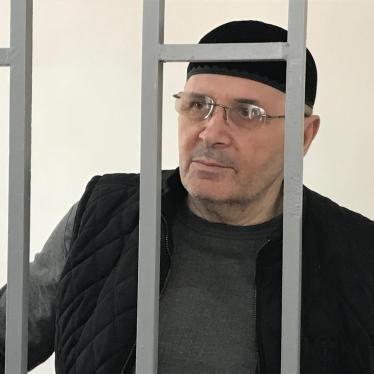 Оюба Титиева оставили в СИЗО