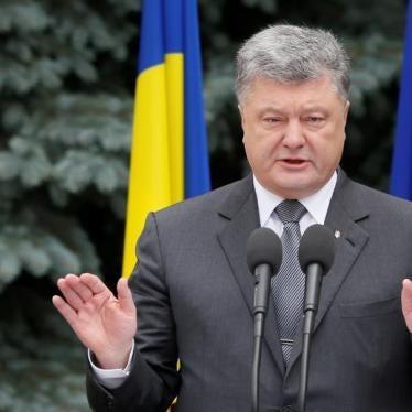 Ukraine Should Drop Law That Hampers Activists' Work