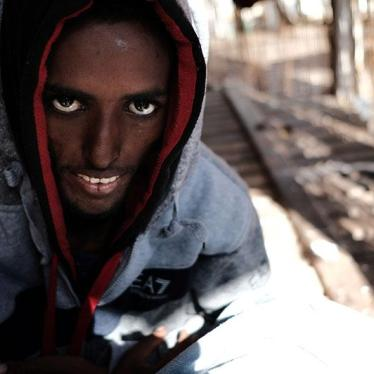 In a Man's Death, a Glimpse of Libya's Horrors