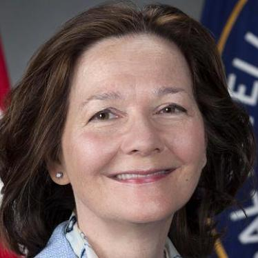 Gina Haspel, a veteran CIA clandestine officer picked by U.S. President Donald Trump to head the Central Intelligence Agency, is shown in this handout photograph released on March 13, 2018. © 2018 CIA handout