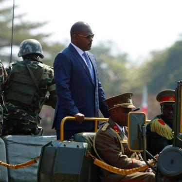 International Media Banned During Burundi's Referendum Campaign