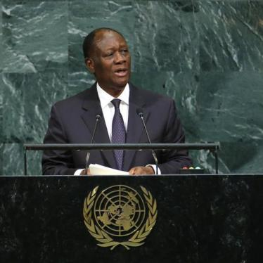 Open letter to Alassane Ouattara, President of Côte d'Ivoire