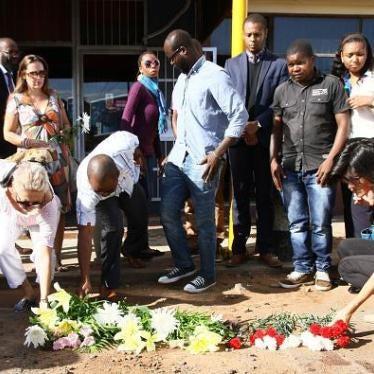 Moçambique: Medo Crescente Entre Ativistas