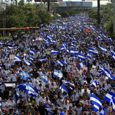 Nicaragua: Protests Leave Deadly Toll