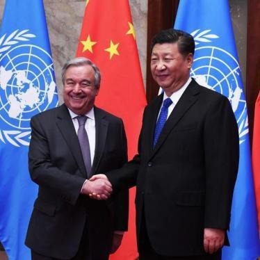 联合国秘书长重视中国领导人超过人民