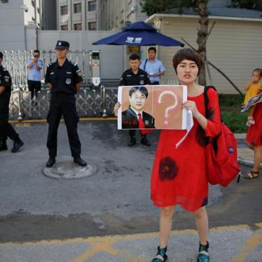 In China, a March to Find Her Husband