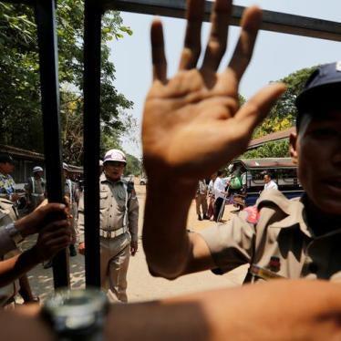 Pardons No Substitute for Reform in Myanmar