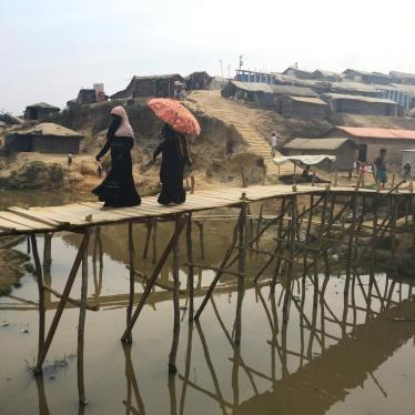 缅甸军方强奸暴行列入联合国'耻辱册'