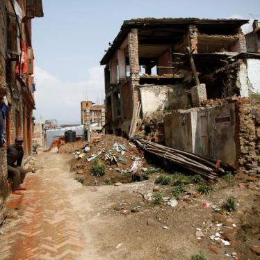 Lessons for Nepal, Three Years After Deadly Earthquake