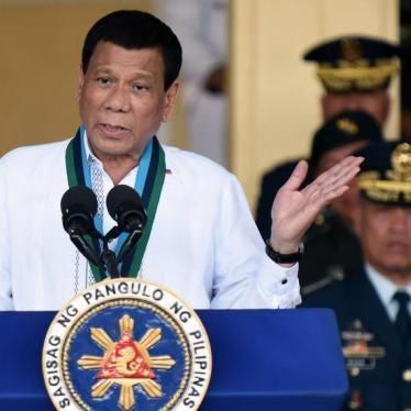 No One Is Buying Duterte's Denials Over Drug War Deaths