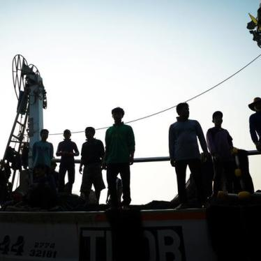 Thailand: Turn Words Into Action on Fishing Industry
