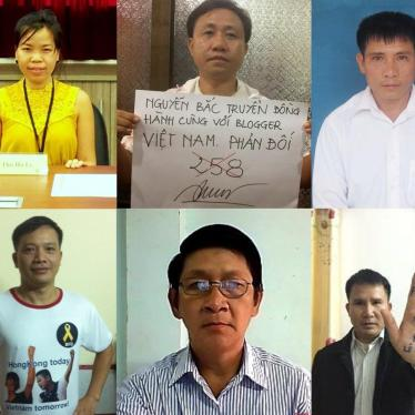 Vietnam: Drop Charges Against Human Rights Defenders