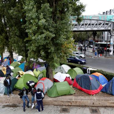 France: Bill Could Undermine Asylum Seekers' Rights