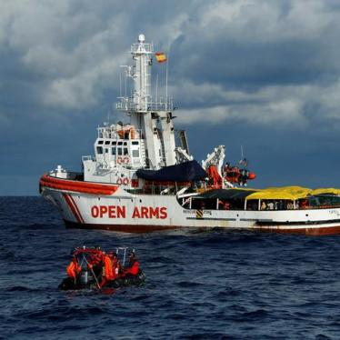 Proactiva's Release Does Not Spell End of Italy's War on Rescue Groups