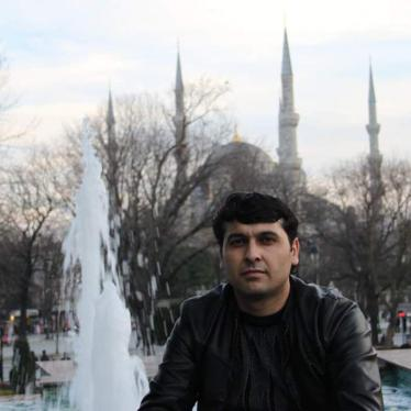 Turkey: Tajik Activists Face Deportation