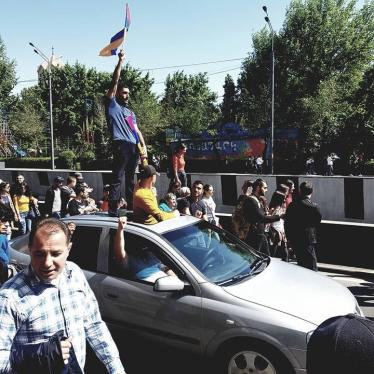 Armenia's Prime Minister Steps Down Amid Protests