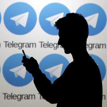 Telegram Loses Free Expression Battle to Russian Authorities