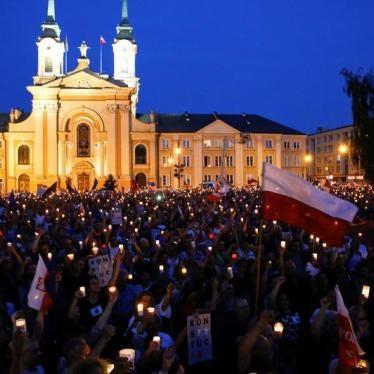 Poland's Government Devastates its Supreme Court
