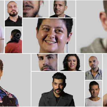 'No Longer Alone': LGBT Voices from the Middle East, North Africa