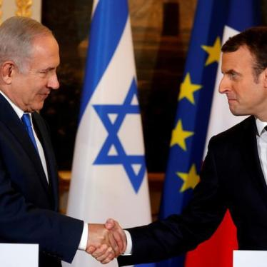 Israel's Human Rights Violations: France Should Show The Way