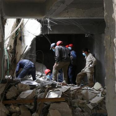 Syrian City's Devastation Forgotten